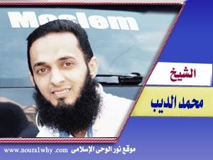 الشيخ محمد الديب